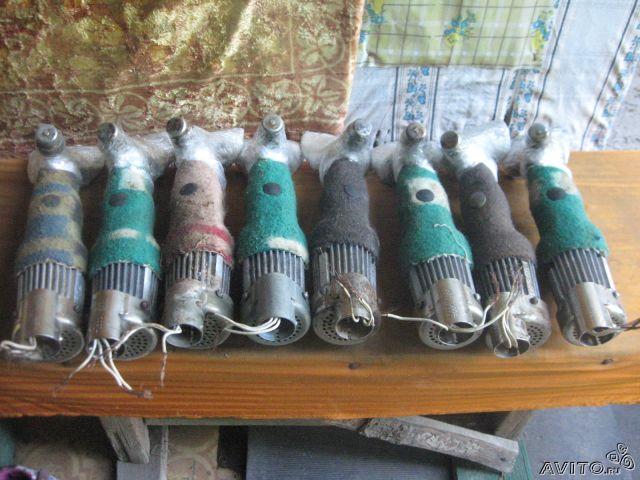 """Продам машинки для стрижки овец МСУ-200  """"Актюбсельмаш """" МСУ-200 работает только от преобразоват.  10.0620133.jpg."""