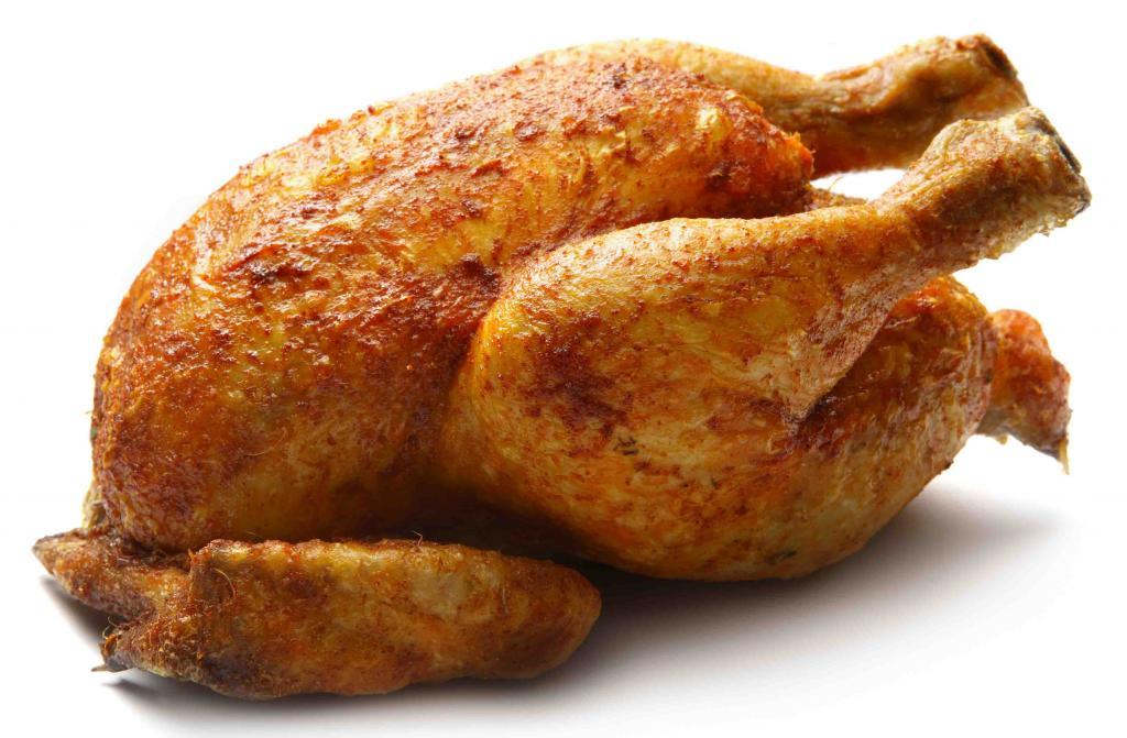 Курица гриль в духовке 6